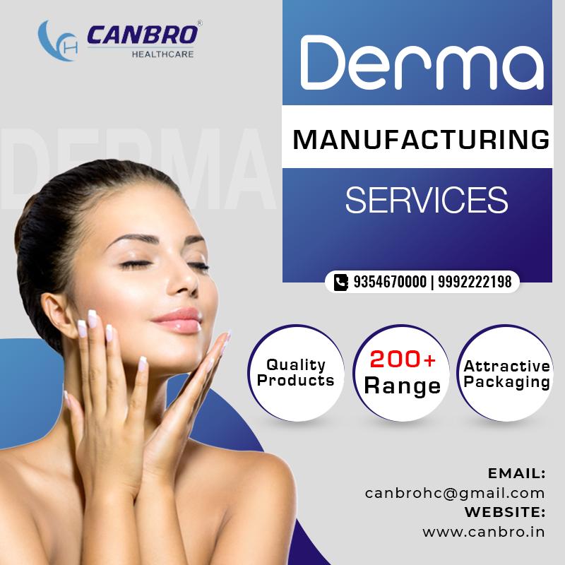 Derma Manufacturing Company in Baddi