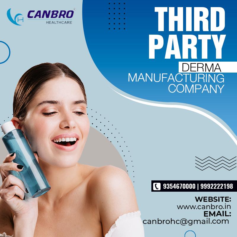 Dermatology Third Party Manufacturer in Hyderabad